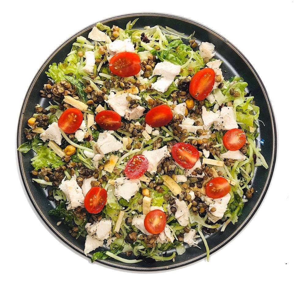 Trader Joe's Mediterranean Salad