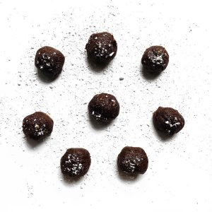 Chewy Brownie Bites