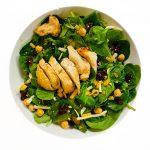 Nutrient Dense Spring Salad