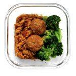 Easy Turkey Meatball Pasta