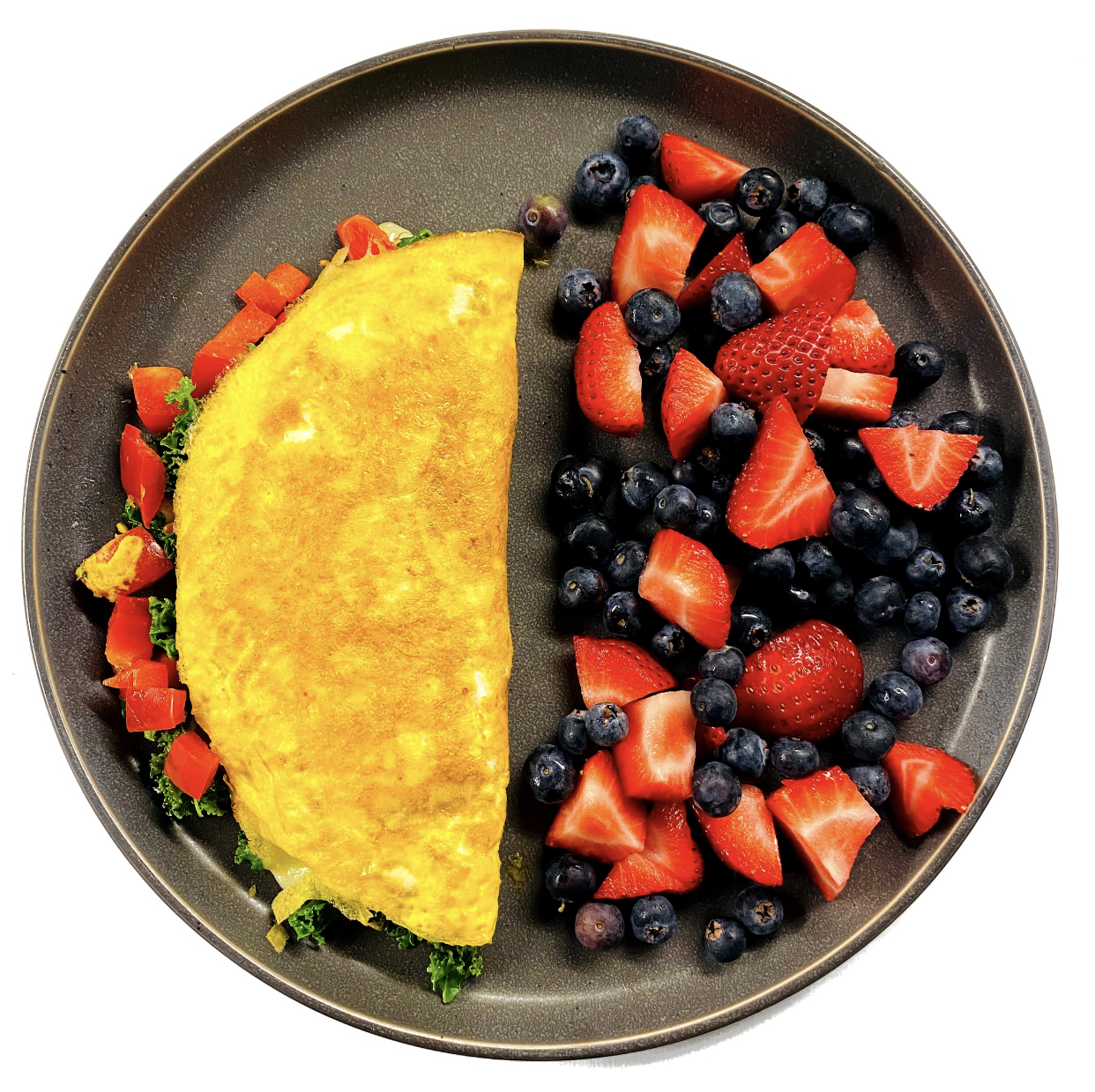 Healthy 5 Minute Omelette