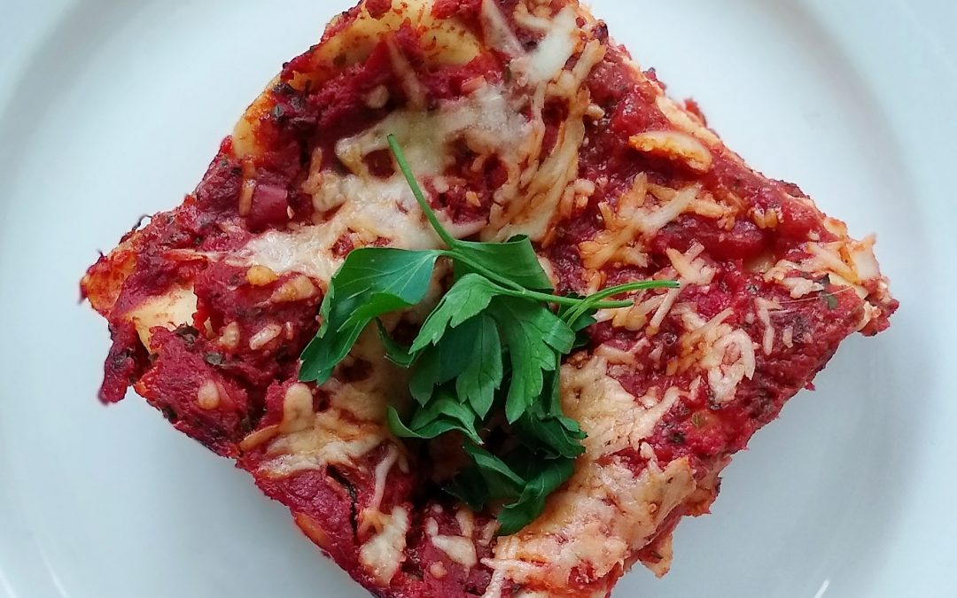Easy Lasagna Bake