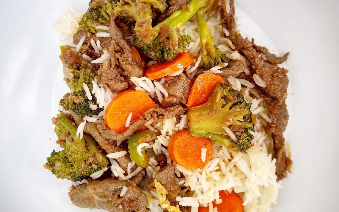 Bulgogi (Korean Sweet Beef Barbecue)