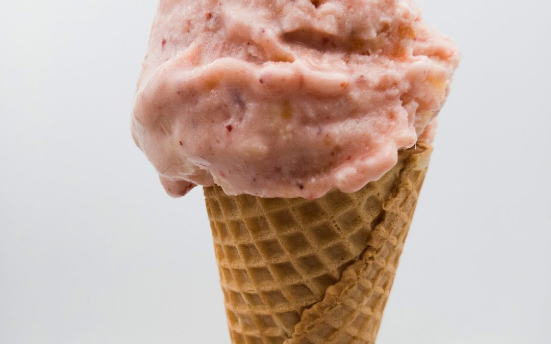 Healthy Frozen Yogurt
